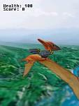 Pterosaur shmup (Java ME)