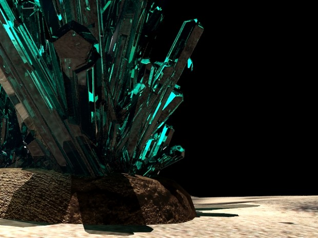 Tiberium Crystal (v2.0)