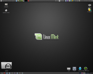 Linux Mint 12, Mate Desktop