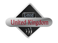 New logo of L-mod United Kingdom (May 2013)