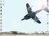 My Desktop as of April 30, 2013