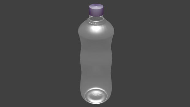 Vimto Bottle: Work in Progress
