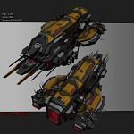 3D War Drone 1