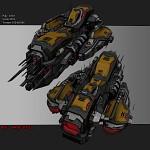 3D War Drone 2