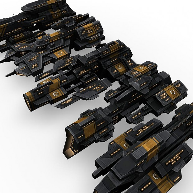 Low Poly Battleships