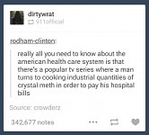 American Helthcare in a nutshell