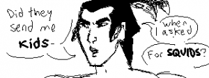 Miiverse is a goddamn thing of beauty