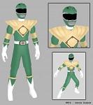 Go Green Ranger !