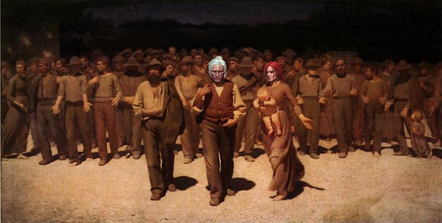 Geralt and the proletarians