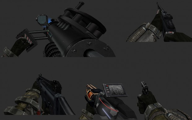 Something - (Actually) Unused models