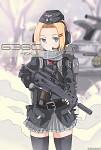 G36C Girl