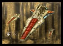 Venator-Class Star Carrier