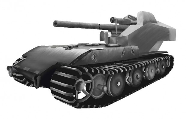 My Wunderwaffe E-100 :D