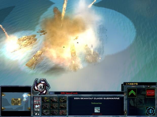 Act of War High Treason - LAN Games