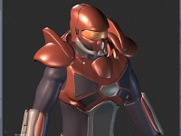 Terran Trooper New -WIP-