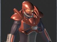 Terran Trooper New -WIP-