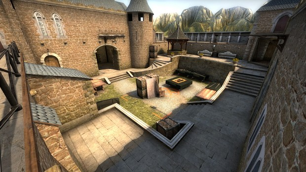 de_bastion2 (CS:GO) Map Contest Entry 2015