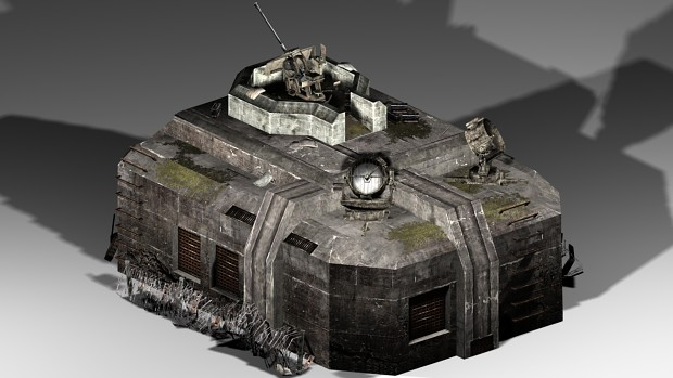 Company of Heroes: Eastern Front; Ostheer Base