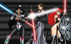 Sith Disney Princesses