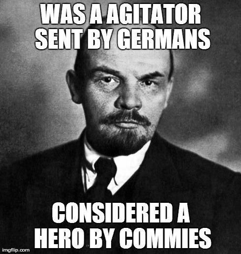 Sense of Communists