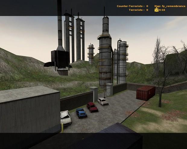 Screenshots of work