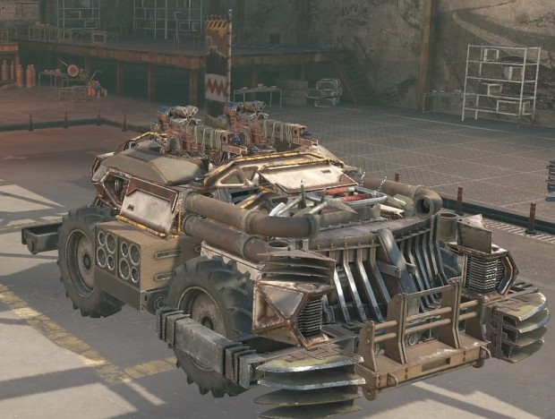 Does anyone play Crossout?