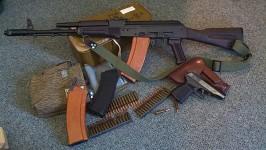 My AK-74