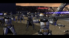Screens from Clone Wars (Closed beta)