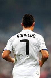 Cristiano Ronaldo!