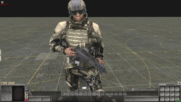 Crysis Marine