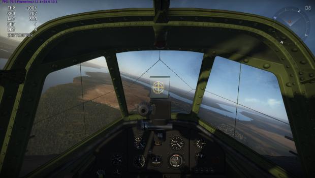 War thunder gameplay first person narrative