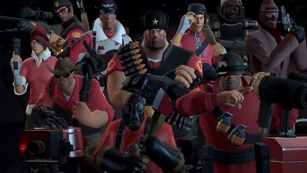 Badlands Mercenaries.
