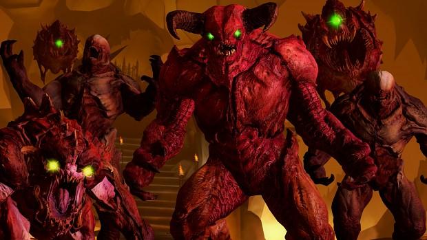 Hell's Legions.