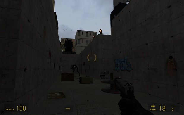 Map progress for Dark Interval