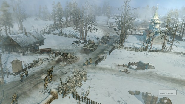 Company of Heroes 2 : screen 1