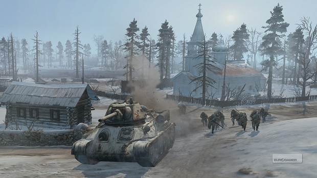 Company of Heroes 2 : screen 5