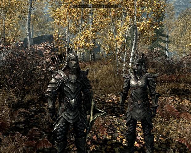 Skyrim Orcs