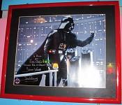 Vader at Fab Cafe
