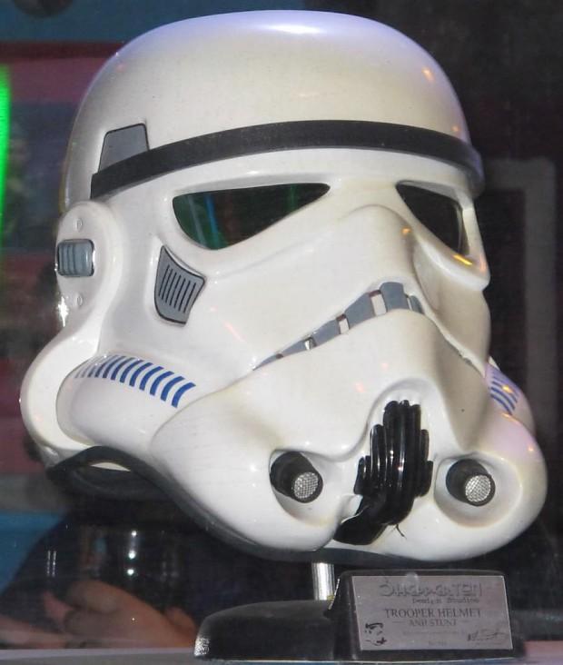 Trooper Helmet - ANH Stunt