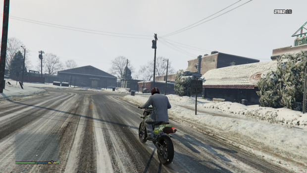 North Yankton Loader