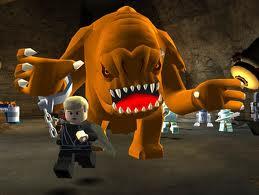 Help! A (lego) Rancor