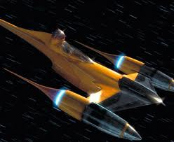 Naboo starfigter best ship in star wars