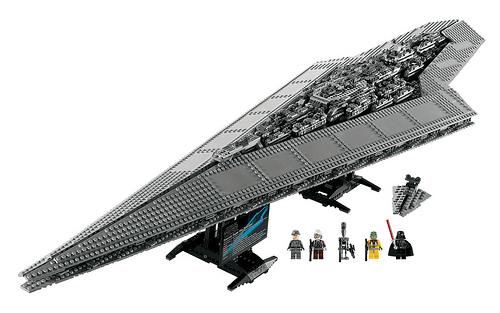 SSD Lego Set