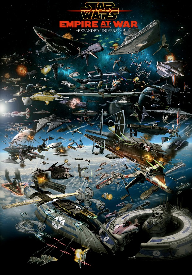 Expanded Universe Poster