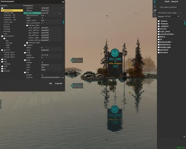demo level sneak peek