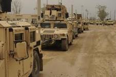 Humvee Convoy