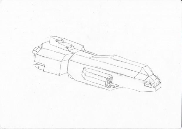 A  concept ship
