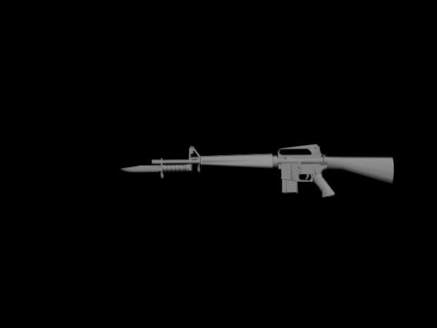 M16A1 W.I.P.