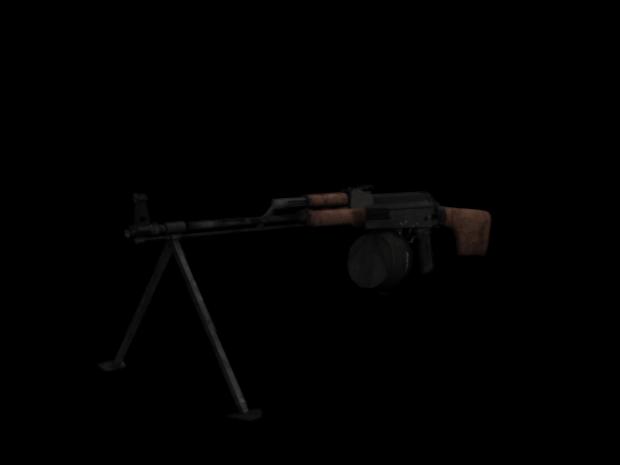 RPK-47 W.I.P.