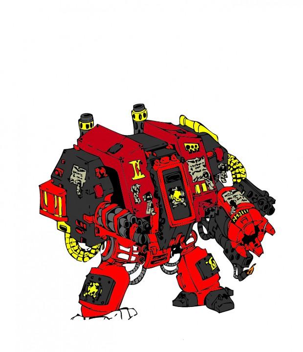 40K Dreadnought